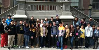 AP Support Classes Visit UC Berkeley